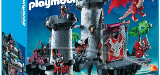 Playmobil 4835 Great Dragon Castle