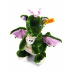 Steiff 17cm Racy Dragon Girl Green