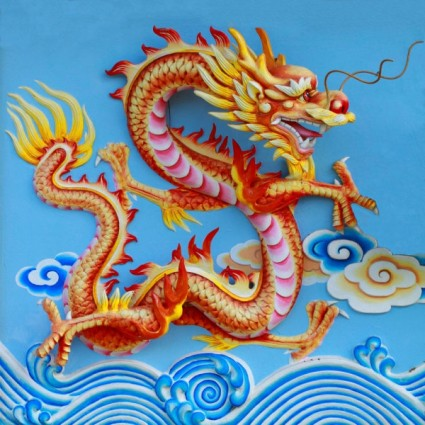 Dragon Facts - Chinese Dragon