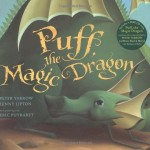 Puff, the Magic Dragon (Book & CD) [Paperback]