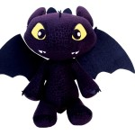 Toothless Soft Toy 03